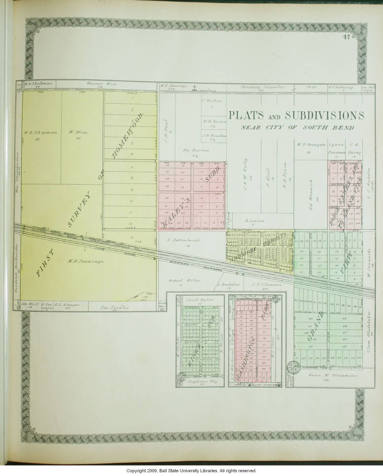 Plats and subdivisions near city of South Bend, Indiana map ... on indiana state map art, indiana county cities, indiana greyhound stations map, michigan state map cities, washington state map cities, southern indiana map with cities, indiana state map parks, indiana state highway map, florida state map cities, indiana road map detailed, indiana state map tribes, indiana road map online, upstate new york state map cities, indiana state county and town map, indiana counties, indiana road map with cities,
