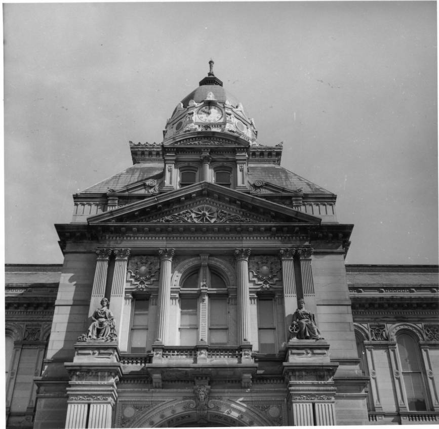 Delaware County Courthouse - Spurgeon-Greene Photographs