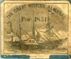 Great Western almanac for 1851