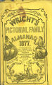 Wright's pictorial family almanac, 1877