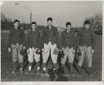 Ball State Teachers College, Men's baseball players for 1941 team