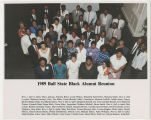 Ball State University, Black Alumni Reunion of 1989
