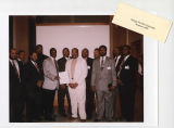 Ball State University, Omega Psi Phi fraternity reunion of 1995