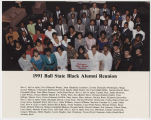 Ball State University, Black Alumni Reunion of 1991
