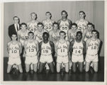 Ball State University, Men's basketball team portrait