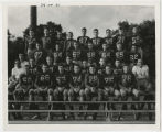 Ball State Teachers College, Football team portrait
