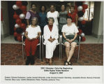 Ball State University, Delta Sigma Theta sorority reunion of 2001