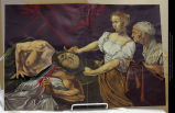 "Anatomy Book: ""Judith beheading Holofernes"" after Caravaggio"