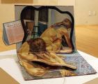 "Anatomy Book: Philip Pearlstein ""Nude Model Sitting at the Mirror"""