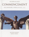 2011 Ball State University summer commencement program and graduate roster