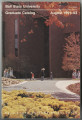 1991-1993 Ball State University bulletin and graduate course catalog