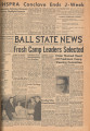 1961-05-05 Ball State news, Vol. 40, No. 27