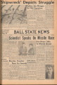 1961-05-19 Ball State news, Vol. 40, No. 29