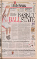 1996-11-20 Ball State University daily news, Vol. 76, No. 61