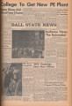1961-12-05 Ball State news, Vol. 41, No. 16