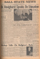 1962-01-26 Ball State news, Vol. 41, No. 23