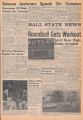 1962-02-06 Ball State news, Vol. 41, No. 26