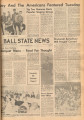 1963-11-12 Ball State news, Vol. 43, No. 21