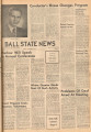 1963-11-15 Ball State news, Vol. 43, No. 22