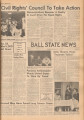 1964-01-21 Ball State news, Vol. 43, No. 31