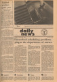 1974-01-22 Ball State daily news, Vol. 53, No. 87