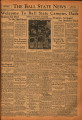 1940-01-19 Ball State news, Vol. 19, No. 16