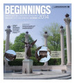 2014-05 Ball State daily news, Summer orientation guide