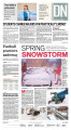 2013-03-26 Ball State daily news, Vol. 92, Issue 100