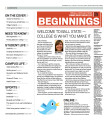 2012 Ball State daily news summer beginnings edition
