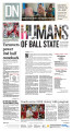 2014-10-27 Ball State daily news, Vol. 94, Issue 39