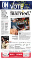 2014-11-03 Ball State daily news, Vol. 94, Issue 43