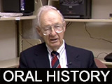 Burkhardt, Richard W. video oral history follow-up