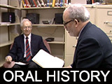Burkhardt, Richard W. video oral history
