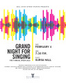 Grand night for singing : the first annual opera gala
