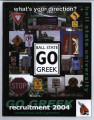 Go Greek : recruitment 2004