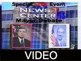 Muncie mayoral debate, 1999