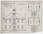 Design for schoolhouse no. 1