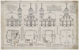 Design for schoolhouse no. 3