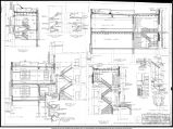 Ball State Teachers College, Ball Gymnasium - Addition and alterations including swimming pool,...