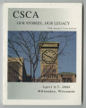 Central States Communication Association Annual Conference program, 2002