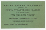 An Arabian Night adult ticket