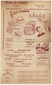 Children's Playhouse Theatre 1950-1951 season ticket flyer