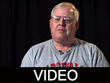 Copeland, Mike video oral history