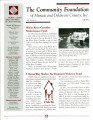 Community Foundation of Muncie and Delaware County 1997, Vol. 12, No. 03 newsletter