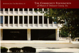 Community Foundation of Muncie and Delaware County new office postcard