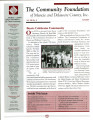 Community Foundation of Muncie and Delaware County 2004, Vol. 14, No. 03 newsletter