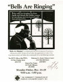 "Community Foundation of Muncie and Delaware County flyer for ""Bells are Ringing"" program"