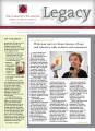 Community Foundation of Muncie and Delaware County 2008, Vol. 18, No. 01 newsletter