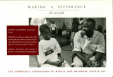 Making a difference : for our youth