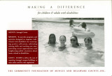 Making a difference : for children and adults with disabilities